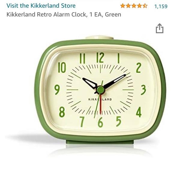 Retro Alarm Clock ⏰